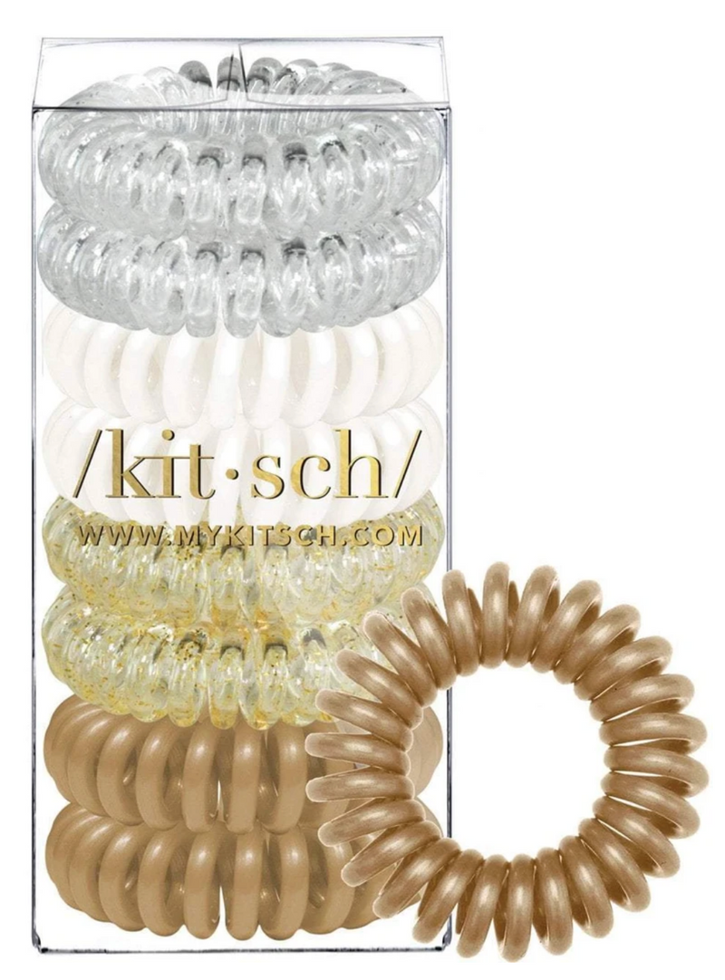 KitSch 8 Pack Hair Coils