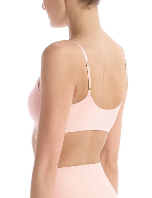 Commando Butter Bralette Blush