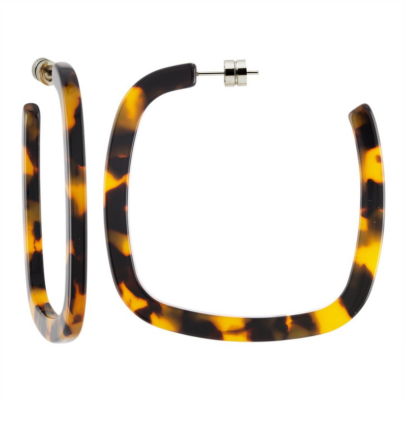 Machete Large Square Hoops