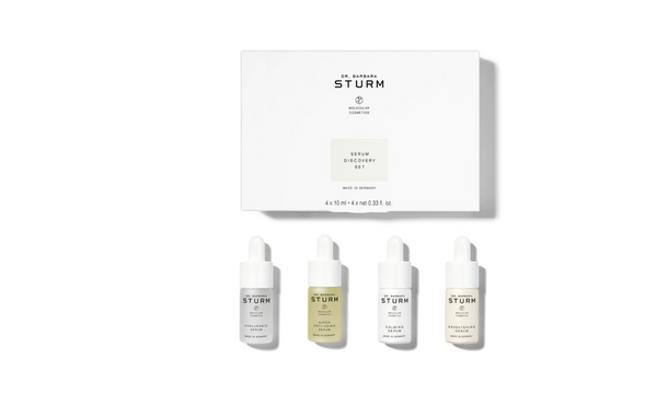 Dr. Barbara Sturm Serum Discovery Set, 4 x 10 ml