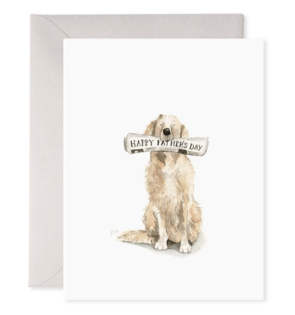 E Frances Paper Doggy Dad