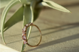 Suzanne Kalan Rose de France Mixed Ring