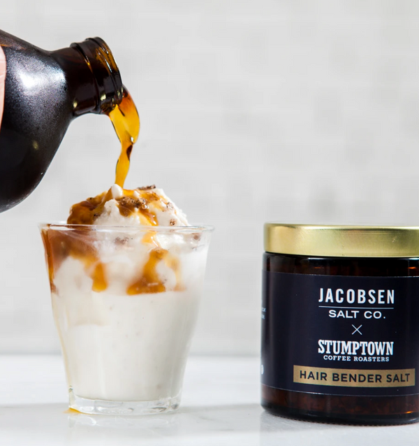 Jacobsen Salt Co. Stumptown Hair Bender Coffee Infused Sea Salt