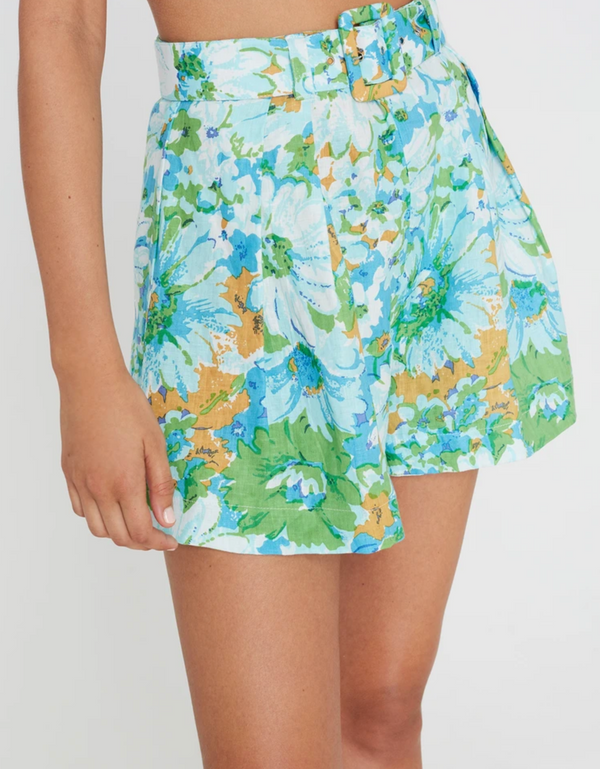 Faithfull the Brand Priscilla Short - Gardone Floral Print