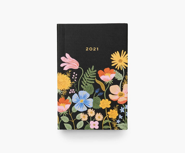 Rifle Paper Co. 2021 Strawberry Fields Pocket Planner