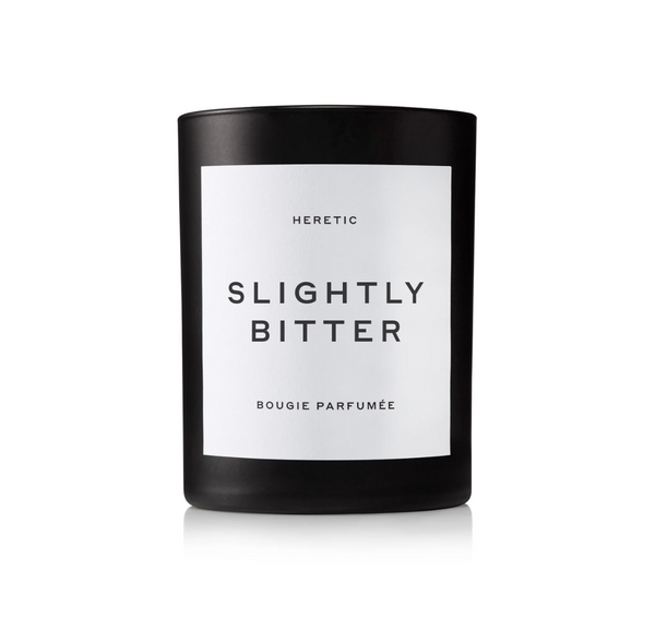 Heretic W-Slightly Bitter Candle