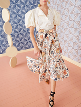 Ulla Johnson Sigrid Skirt Daisy
