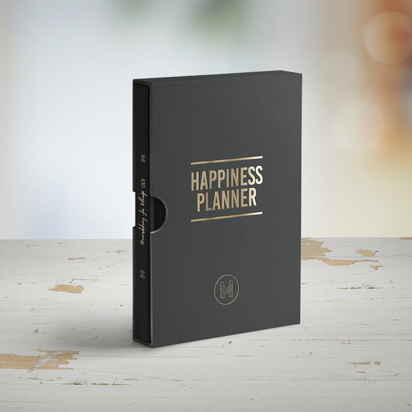 The Happiness Planner The 100-Day Planner