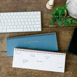 Smitten On Paper Keyboard Planner Marine