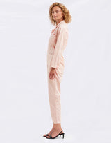 Sundry Tiny Heart Boilersuit Rosebud