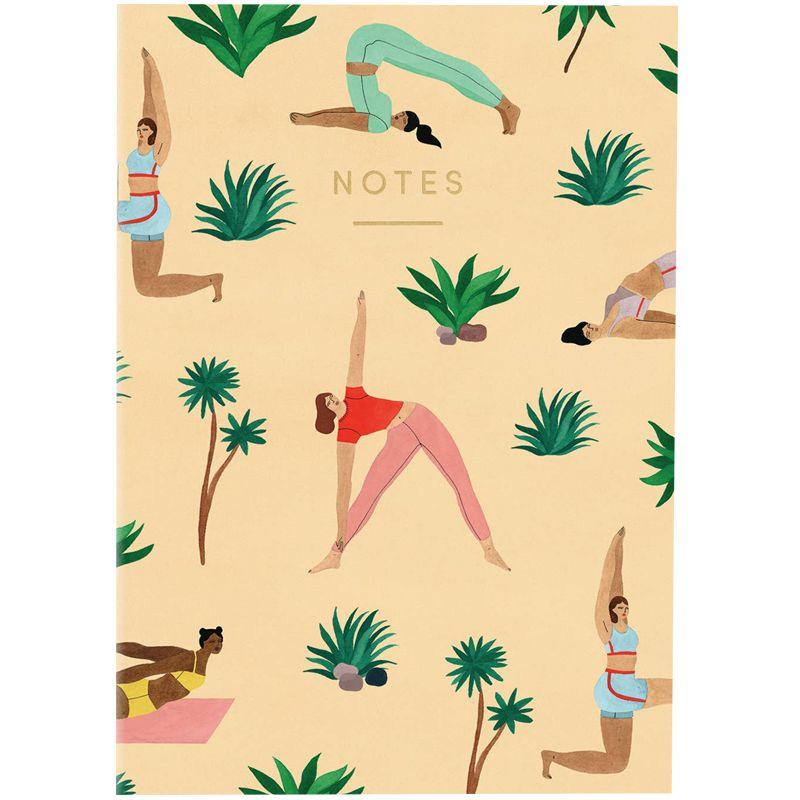 The Wrap Yoga Notebook