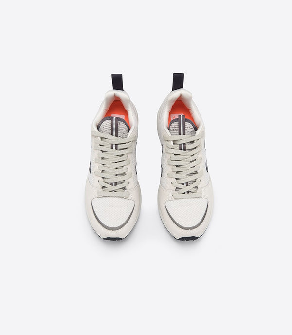 Veja Fair Trade Venturi hexamesh Gravel Natural Grey