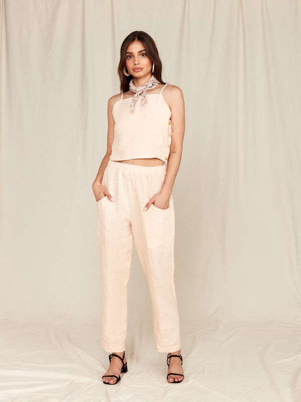 Mate The Label Willow Pant Apricot
