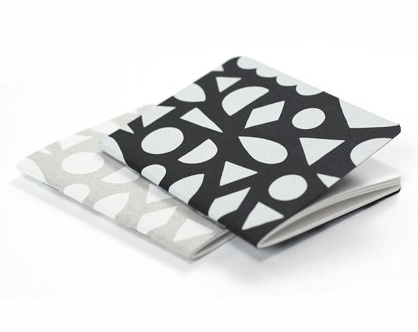 Worth While Paper JS Modern Shapes - Pocket Journal Set