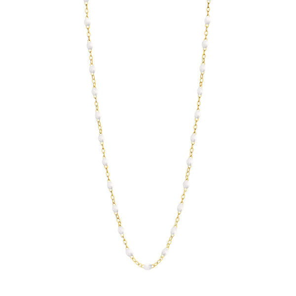 "Gigi Clozeau 18K Classic Necklace 16.5"" Yellow Gold"