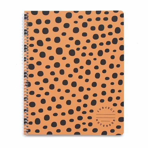 Worthwhile Paper Spots Subject Notebook