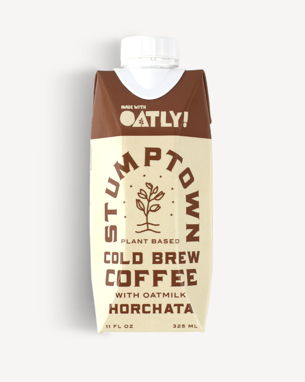 Stumptown Cold Brew RTD Oatly Horchata