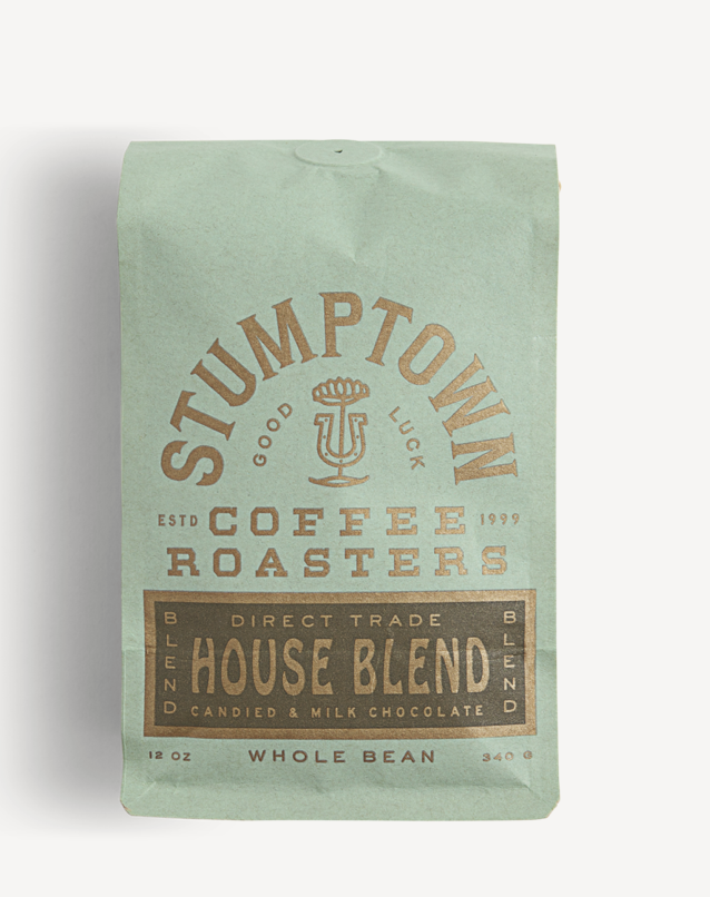 Stumptown House Blend