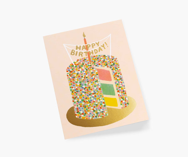 Rifle Paper Co Layer Cake Card