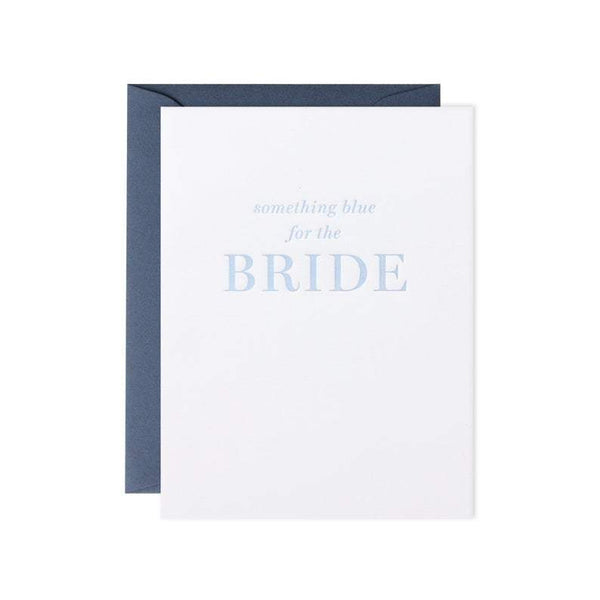 Bourne Paper Co Blue for the Bride