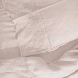 Hawkins New York Simple Linen Flat Sheet