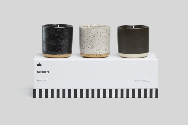 Norden Candle Set