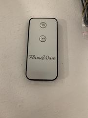 Flame Illusion Remote Control