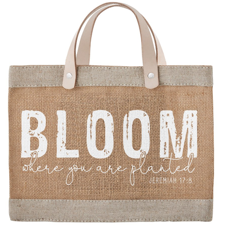 Bloom Mini Tote Bag