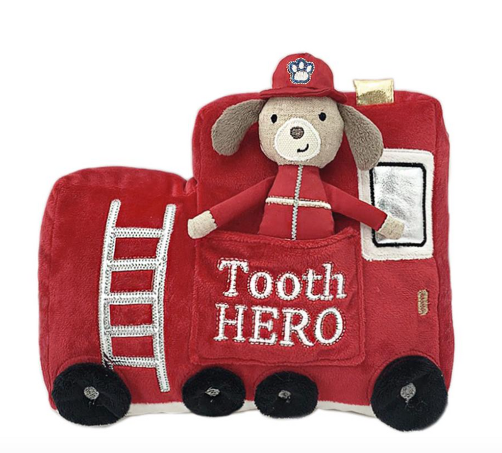 Fire Truck Tooth Set