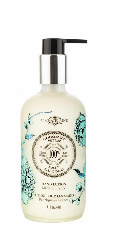Coconut Milk Hand Lotion