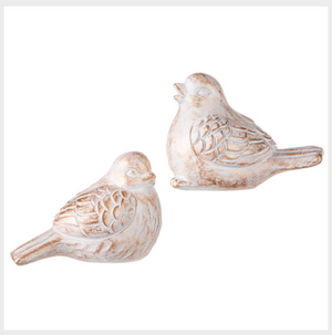 "Set of 6.25"" Birds"