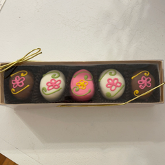 Eggs Truffle-5 Piece Set