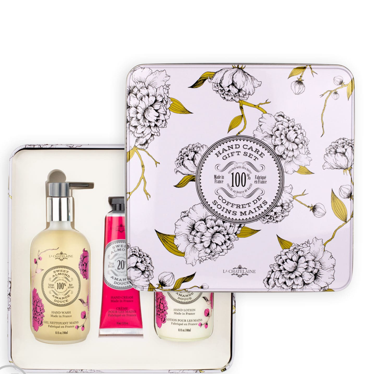 Sweet Almond Hand Care Gift Set