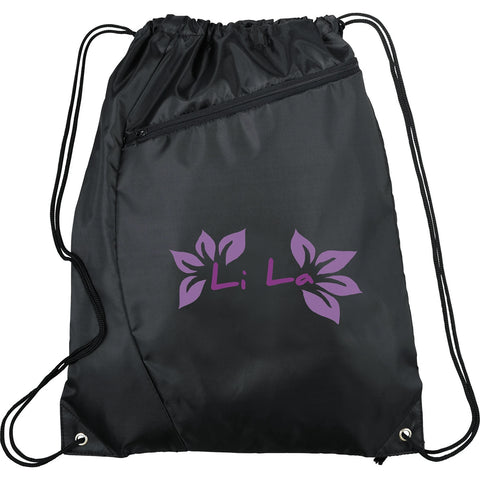 Drawstring Bag Custom Logo