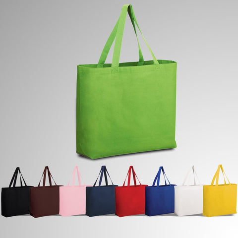 Large Canvas Tote Bags Bulk
