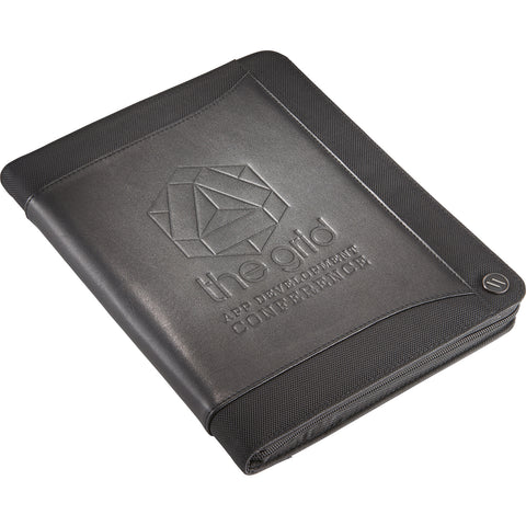 Elleven Core Zippered Padfolio 0011-72