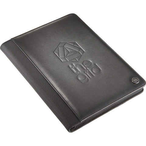 Elleven Core Executive Zippered Padfolio 0011-73