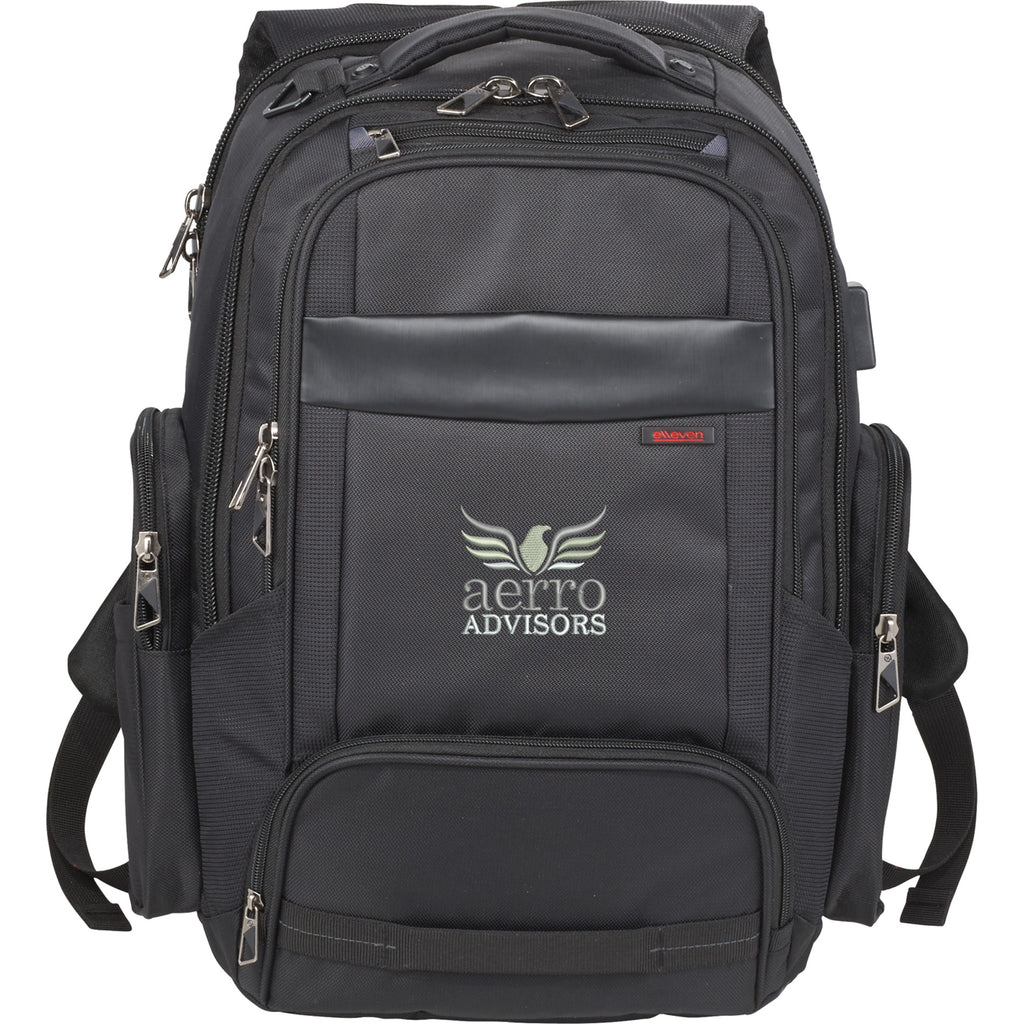"Elleven Rogue 15"" Tsa Computer Backpack 0011-81"