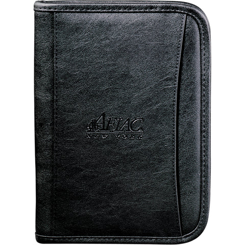Durahyde Jr. Zippered Padfolio 0600-06