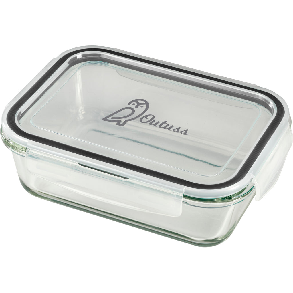 Glass Leakproof 875Ml Food Storage Container 1031-58