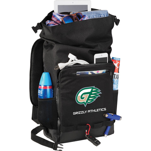 Backpack W/ Integrated Seat (200Lb Capacity) 1070-82