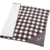 Field & Co. Double Sided Plaid Sherpa Blanket 1081-52