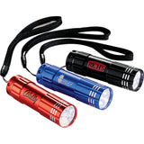 Flare 9 Led Flashlight 1220-80