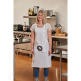 100% Cotton Full Length Apron 1401-12