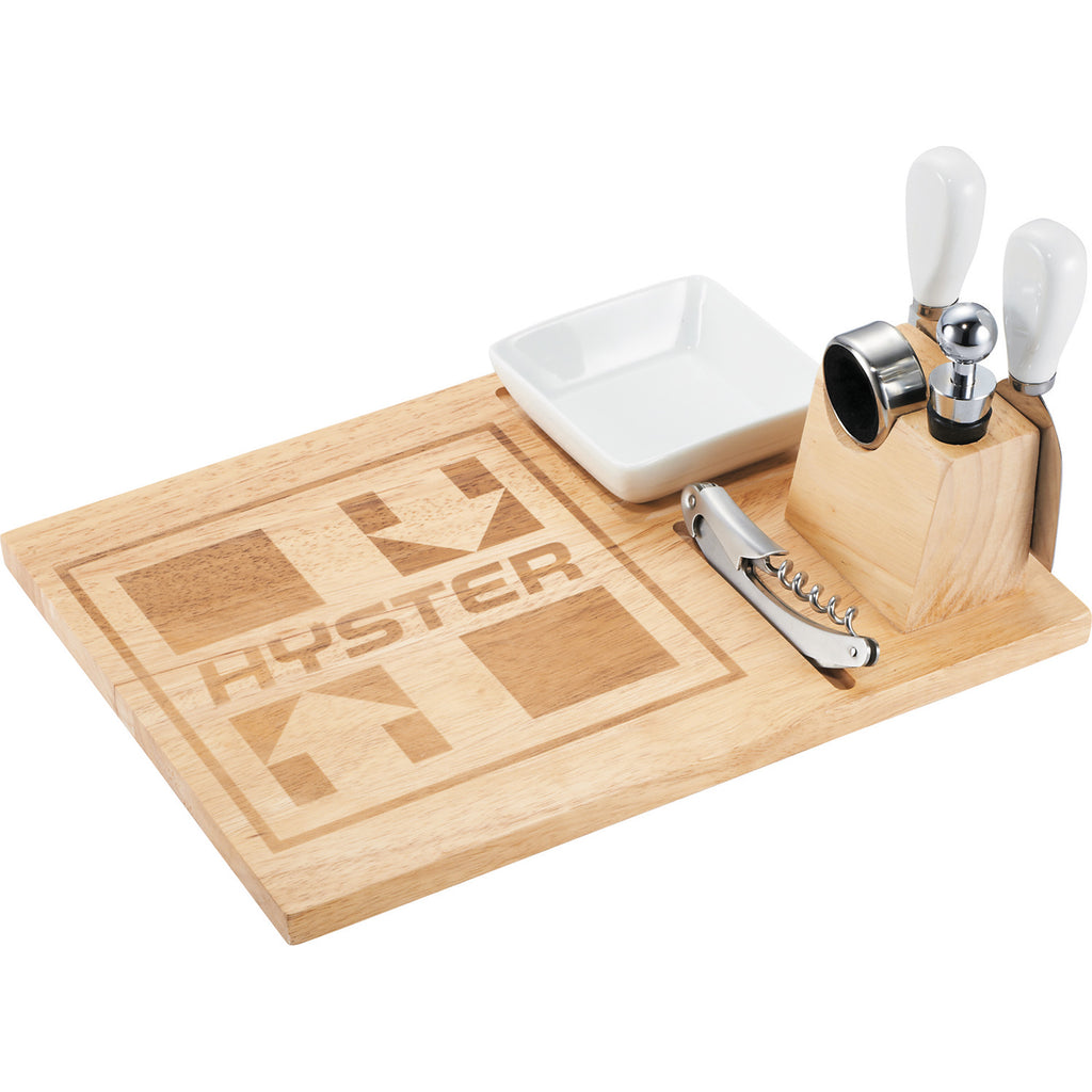 Entertainer Wine & Cheese Board 1450-37