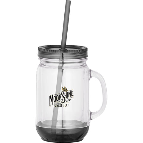 Game Day Double-Wall Mason Jar  20Oz 1624-31