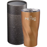 Hugo Copper Tumbler 20Oz With Cylindrical Box 1626-89