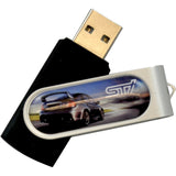 Domeable Rotate Flash Drive 2Gb 1692-64
