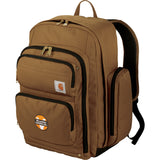 "Carhartt Signature Deluxe 17"" Computer Backpack 1889-41"