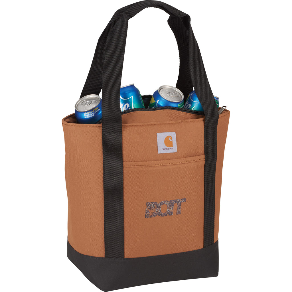 Carhartt Signature 18 Can Tote Cooler 1889-51